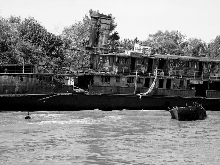 Timm Schroeder – Silberschiffe am Rio de la Plata