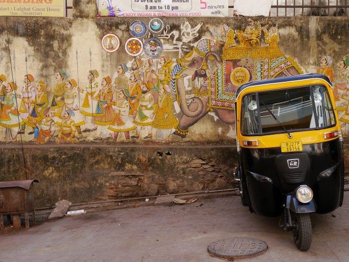 Christina Göhrl – Indien erfahren