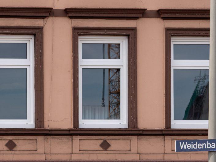 Roland Kuss - Alte Fassaden